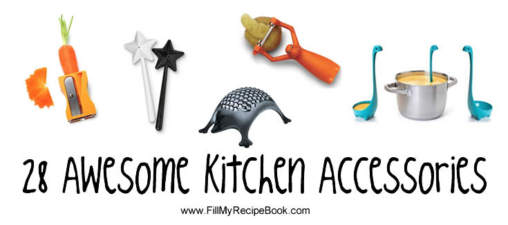 28 Awesome Kitchen Accessories