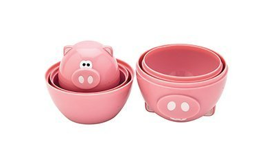 Oink Oink Measuring Set
