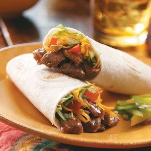 10 Wrap And Tortilla Filling Ideas Fill My Recipe Book