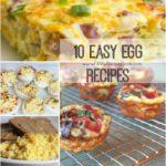 10 Easy Egg Recipes