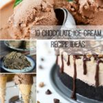 10 Chocolate Ice Cream Recipe Ideas