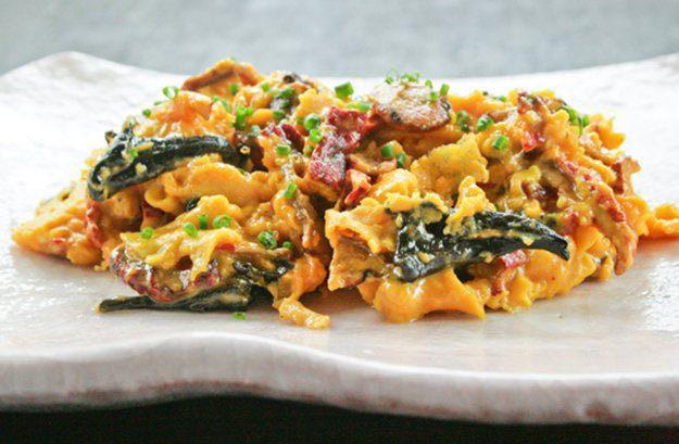 best-scrambled-egg-recipes-mushrooms