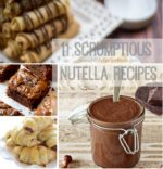 11 Scrumptious Nutella Recipes