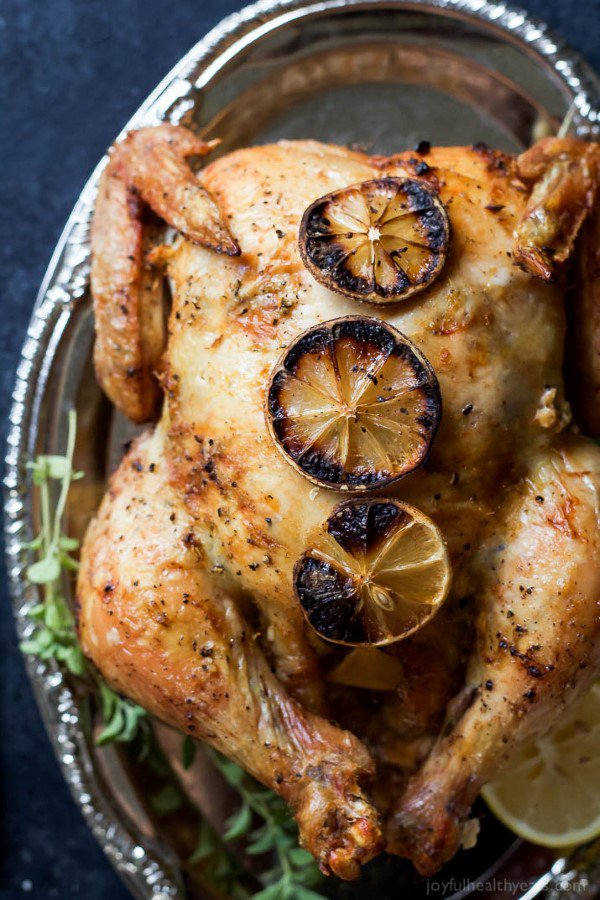 oven-roasted-chicken-with-garlic-lemon-butter