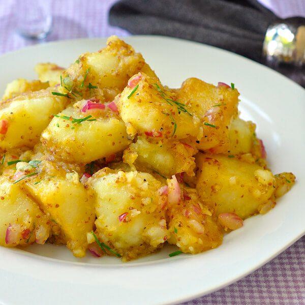 honey-and-dijon-potatoe-salad