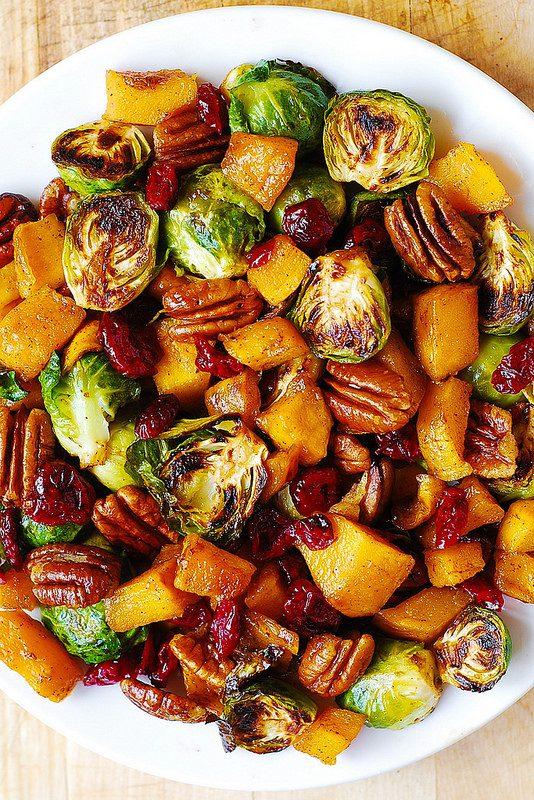 roasted-brussels-sprouts-cinnamen-butternut
