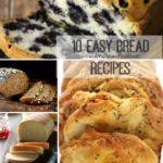 10 Easy Bread Recipes