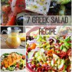 7 Greek Salad Recipes