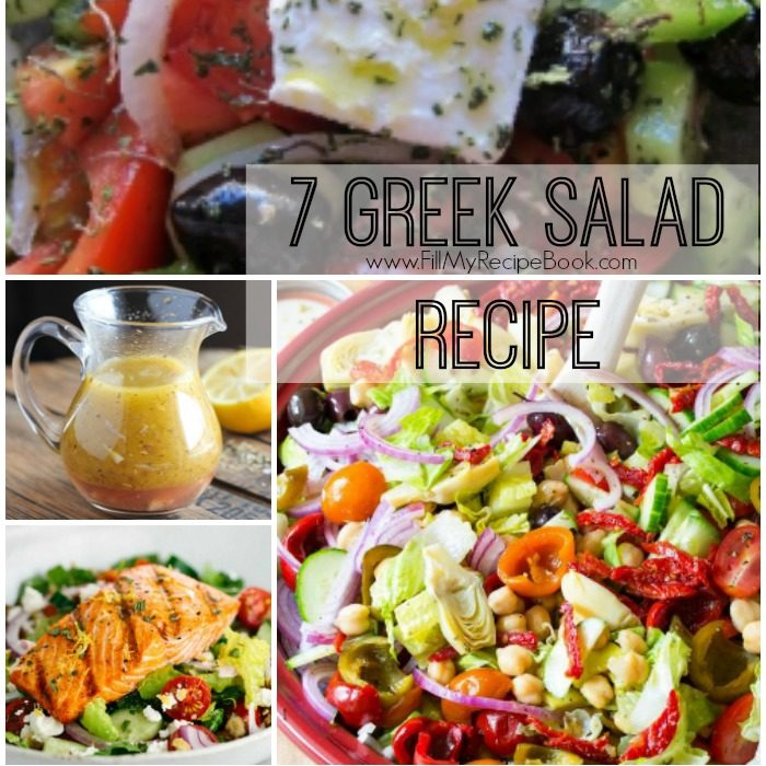 7 greek salad recipes fill my recipe book 7 greek salad recipe forumfinder Choice Image