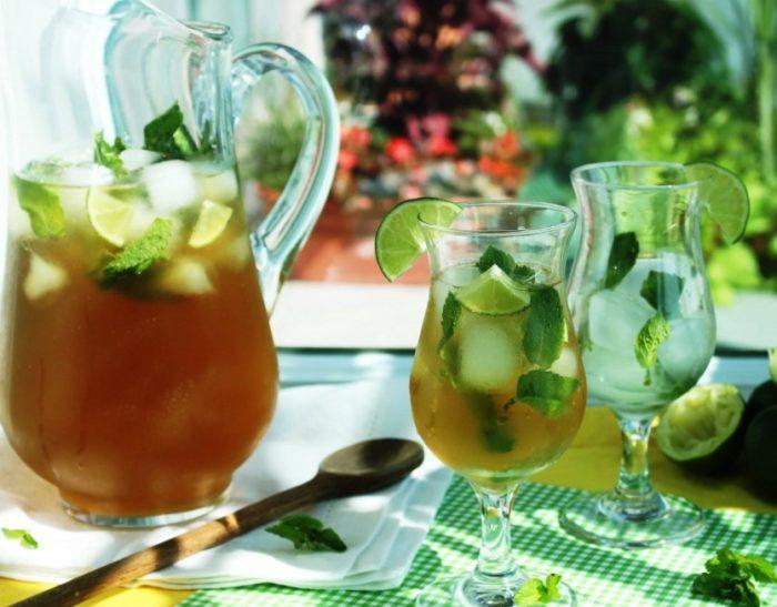mojito-iced-tea