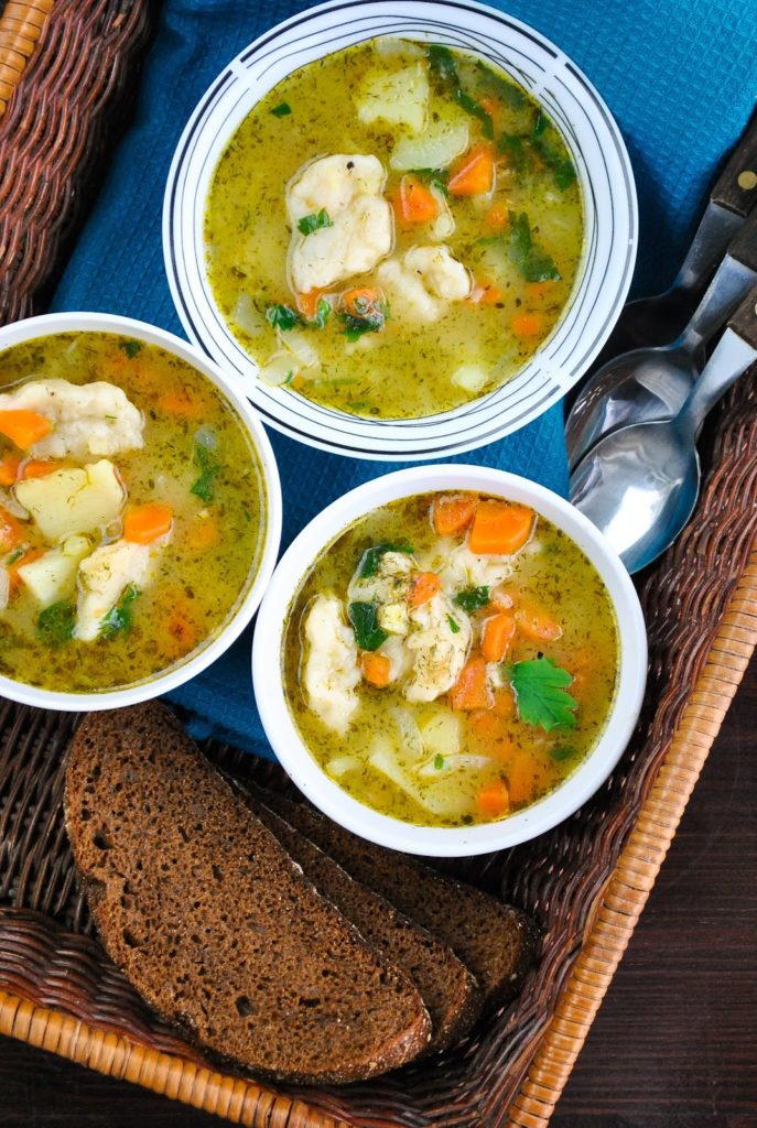 11 Easy Vegetable Soup Recipes - Fill My Recipe Book