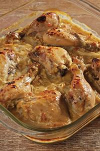 chicken-and-chutnesy-dish