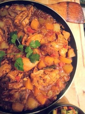 chicken-curry-dish
