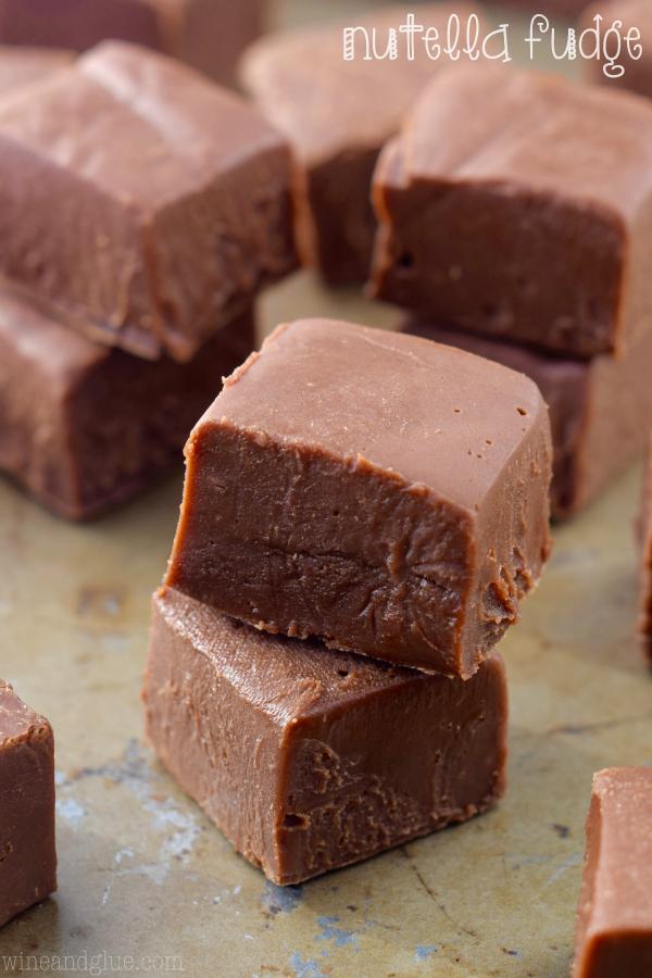 Easy Chocolate Fudge Filling Recipe