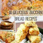 10 Delicious Zucchini Bread Recipes