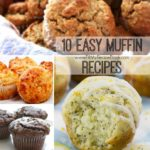 10 Easy Muffin Recipes