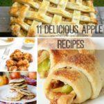 11 Delicious Apple Recipes