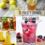 13 Fruity drinks for Summer