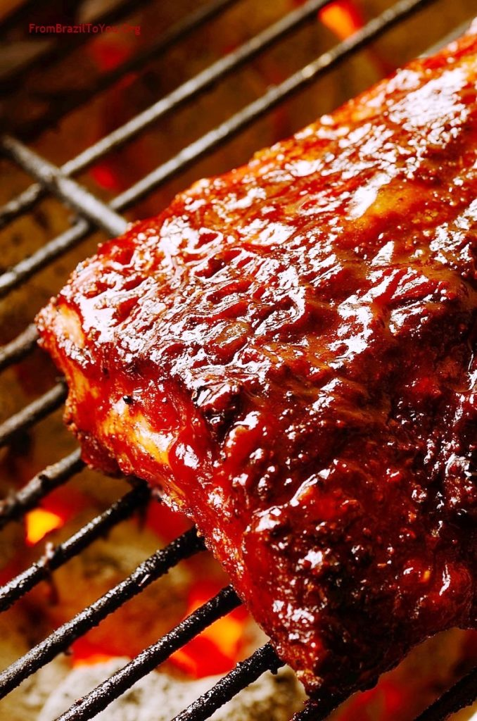 grilling-red-wine-barbecue-pork-ribs