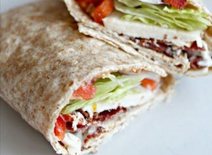 lowfat-turkey-bacon-wrap