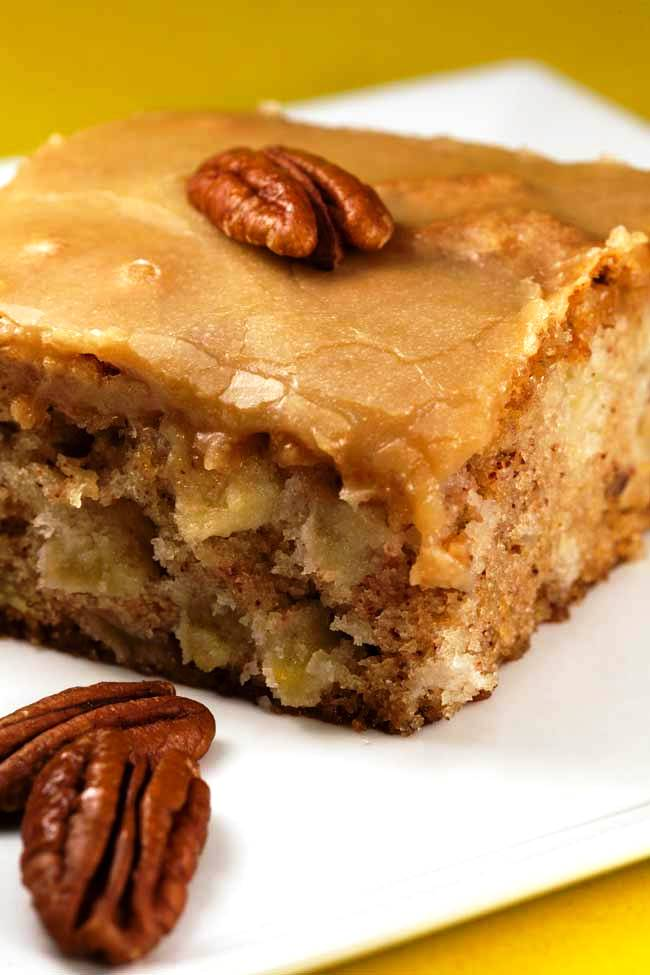 Easy Apple Cake Crock Pot Recipes