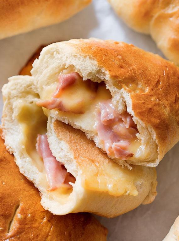 cheese-ham-pockets