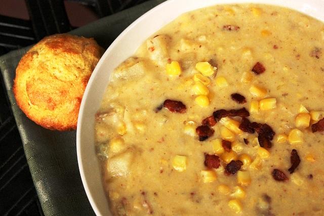 corn-and-potato-chowder