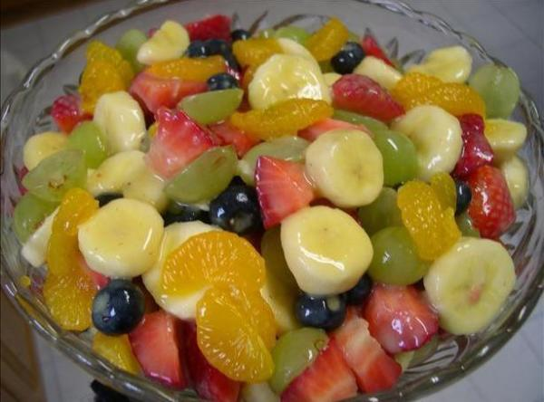 why is fruit salad healthy are cucumbers fruit