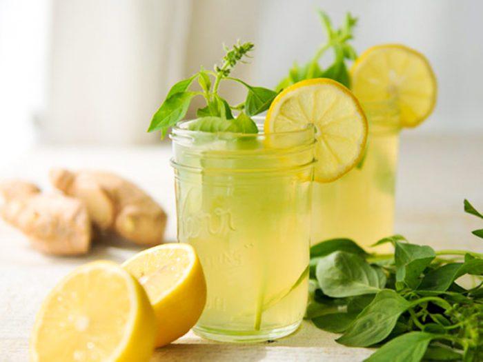 lemongingerwater
