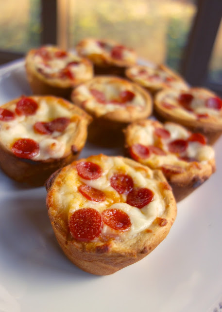 pizza-cupcakes