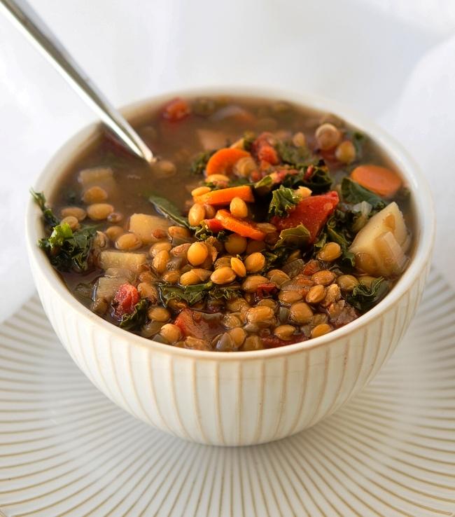 vegan-veggie-lentil-soup