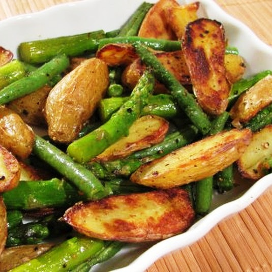 roated-fingerling-asparagus-and-potato