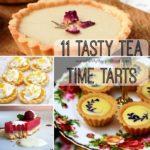11 Tasty Tea Time Tarts