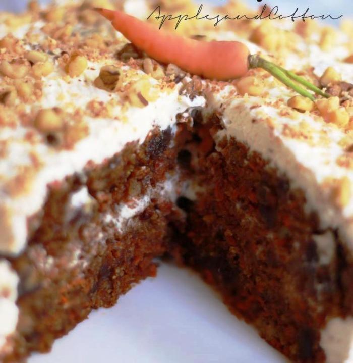 Vegan Carrot Cake Muffins Or Bread Recipe