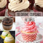 10 Divine Cupcake Recipes