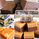 10 Divine Fudge Recipes