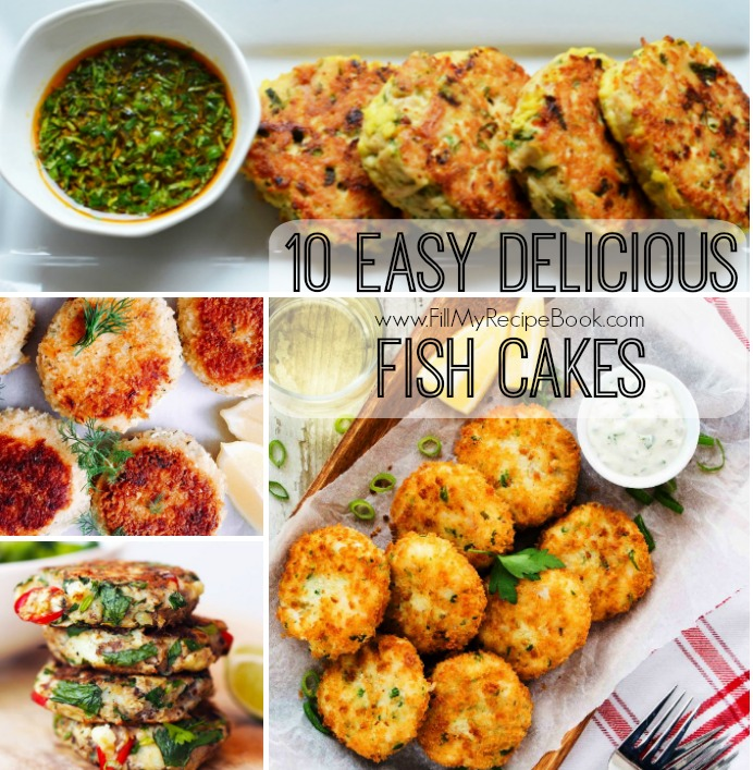 Spicy Tuna Fish Cakes Recipe