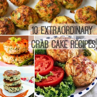 10 Extraordinary Crab Cake Recipes