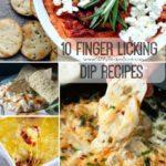 10 Finger Licking Dip Recipes