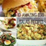 10 Amazing Egg Salad Recipes