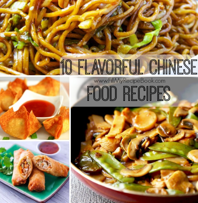 10 flavorful chinese food recipes fill my recipe book for Asian cuisine books