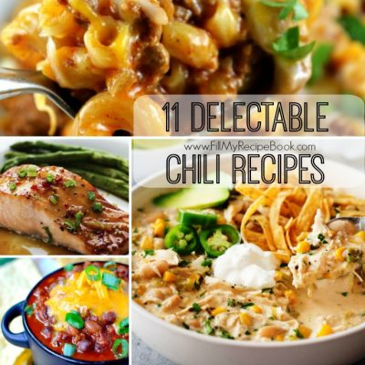 11 Delectable Chili Recipes
