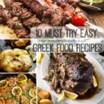 10 Must Try Easy Greek Food Recipes