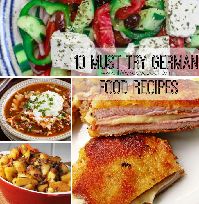 10 must try german food recipes fill my recipe book 10 must try german food recipes forumfinder Gallery