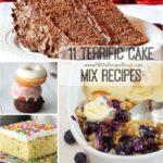 11 Terrific Cake Mix Recipes