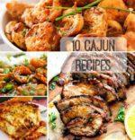 10 Cajun Recipes