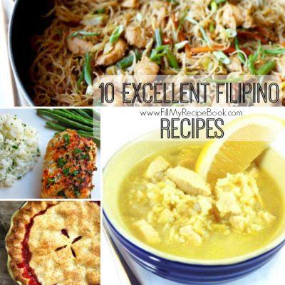 10 Excellent Filipino Recipes