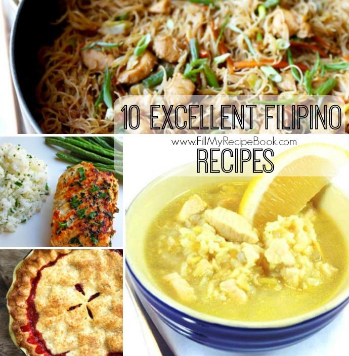 10 Excellent Filipino Recipes Fill My Recipe Book
