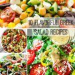 10 Flavorful Greek Salad Recipes