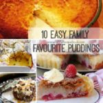 10 Easy Family Favourite Puddings